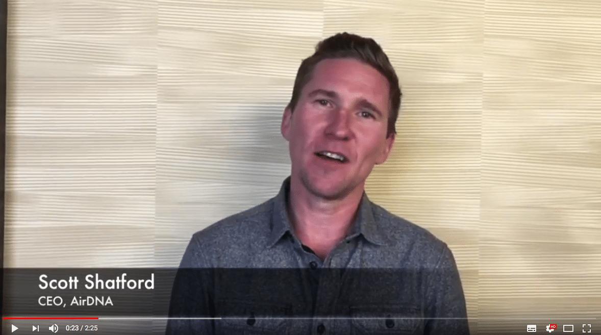 Scott Shatford AirDNA