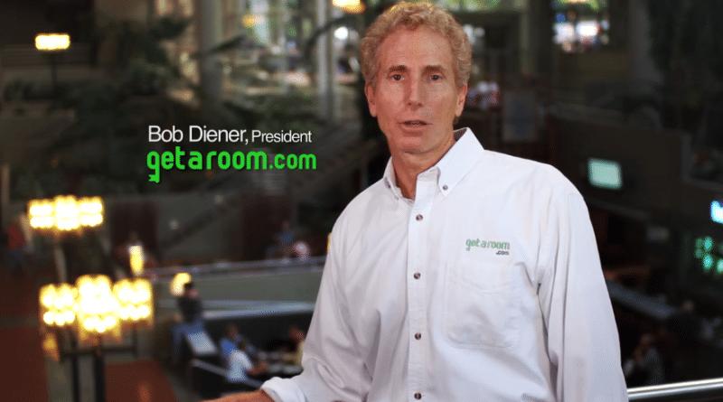 Bob Diener of Getaroom