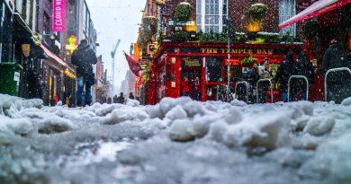 Dublin Airbnb hosts