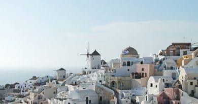 Greek short-term rentals