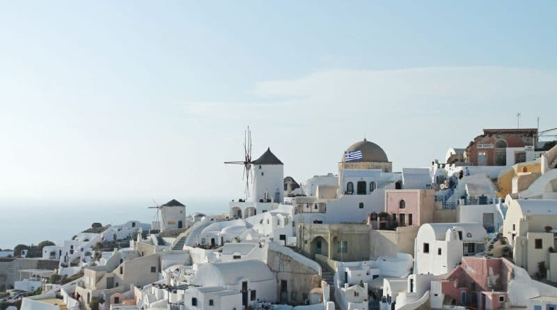 Greek short-term rentals