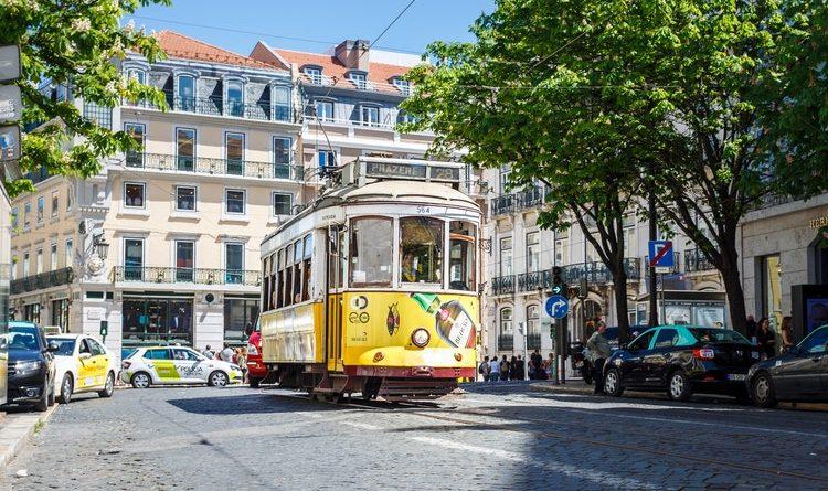 Lisbon protests