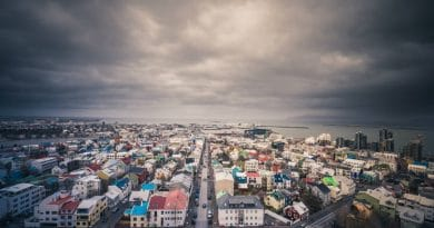 Reykjavik Airbnb