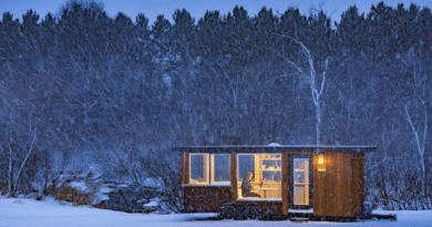 tiny homes vacation rental