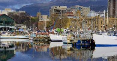 Hobart harbour rental inquiry