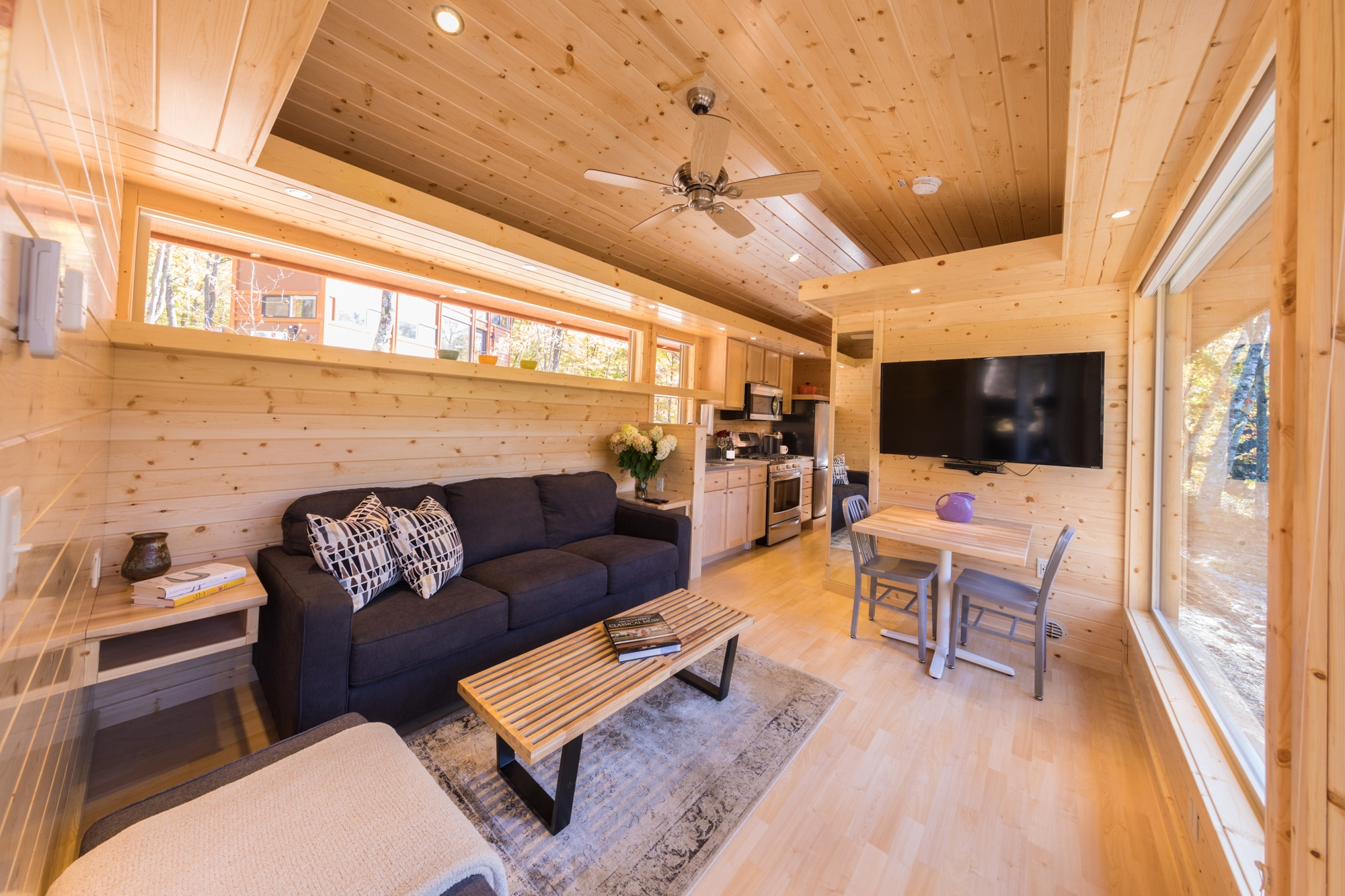 Tiny House Builder Escape To Provide Free Homes For Airbnb Rentals