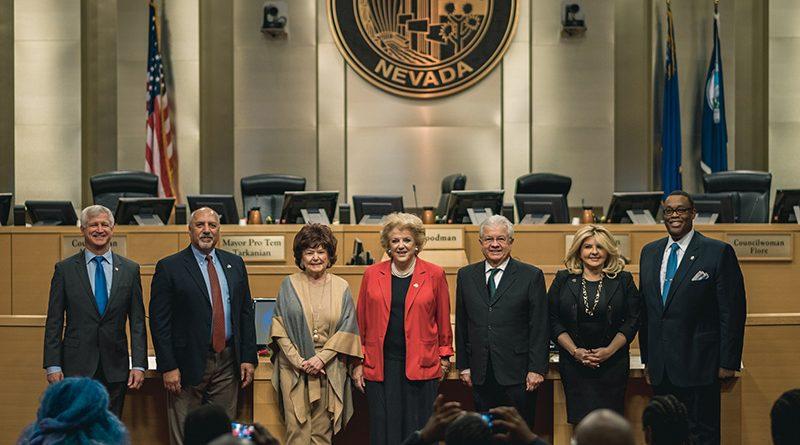 Las Vegas City Council