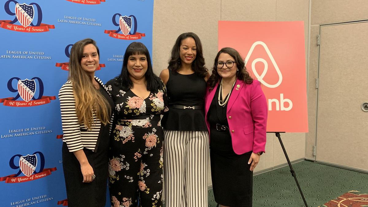Airbnb partners with LULAC for Latinx community inclusion