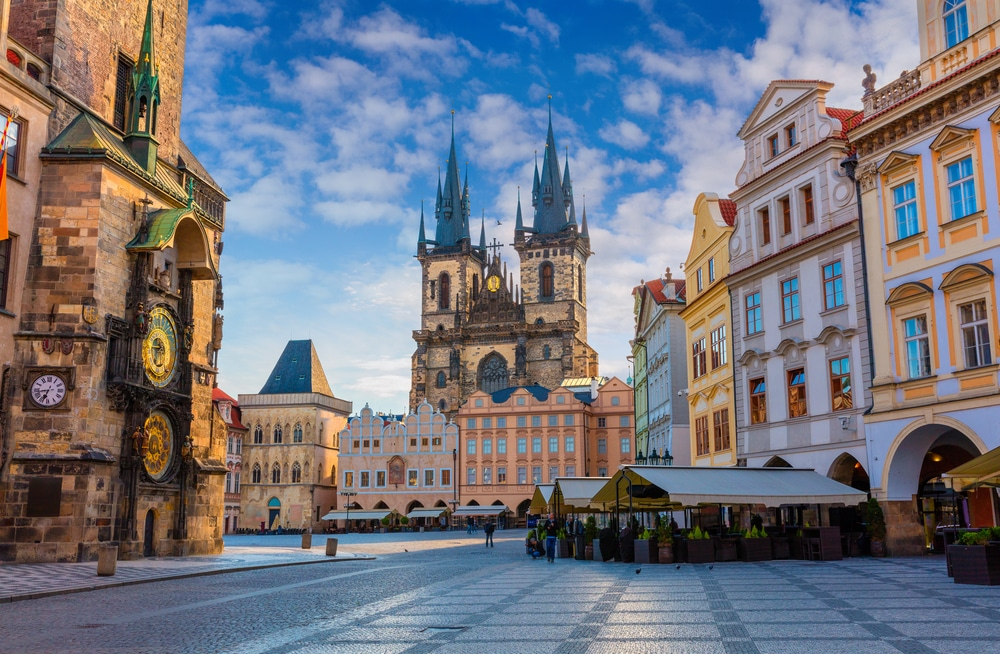 Prague Seeks Restrictions On Airbnb To Combat Overtourism
