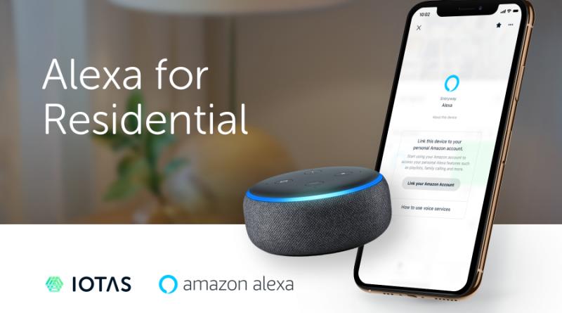 Alexa for Residential